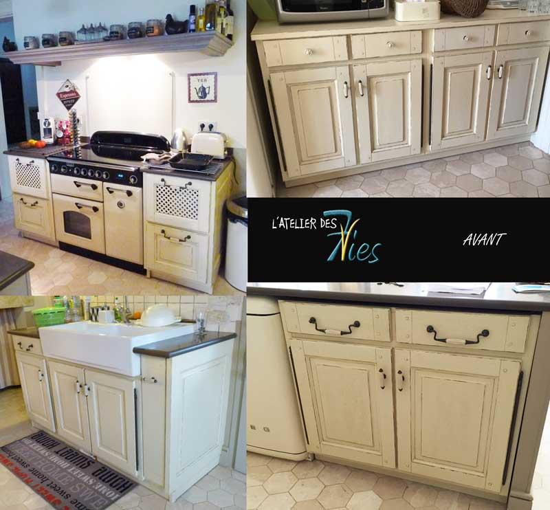 Une cuisine plus fonc e 7vies - Moderniser une cuisine ...
