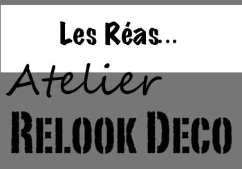 Ateliers Relook Déco – Les réas