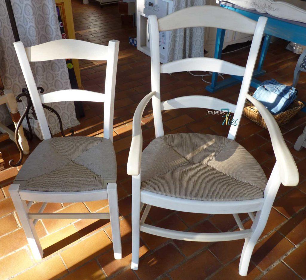 Chaise En Bois Repeinte les chaises, fauteuils et tabourets - 7vies
