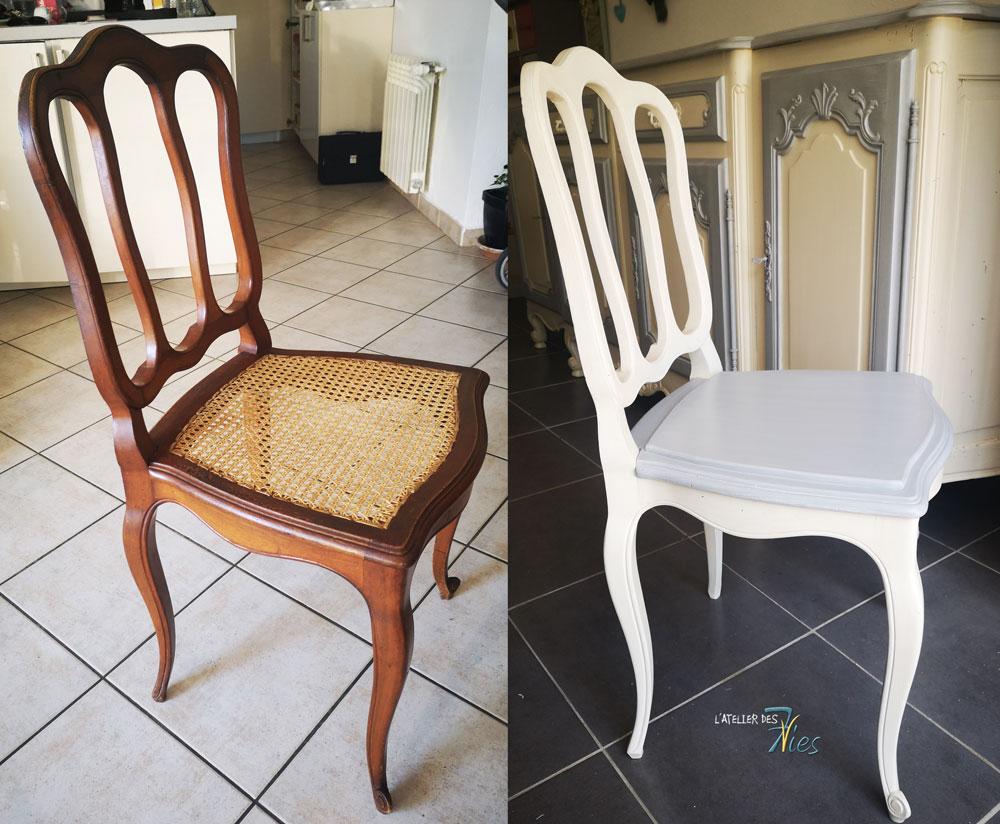 Admirable Les chaises, fauteuils et tabourets - 7vies WQ-22